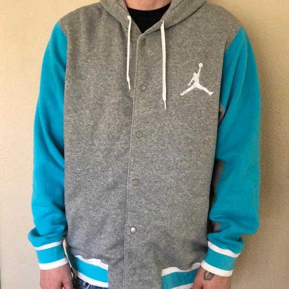 b8998f6a1ac595 Jordan Other - Jordan Button Up Sweatshirt